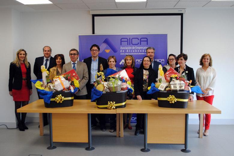 El comercio de Alcobendas entrega sus premio de apoyo a los establecimientos locales