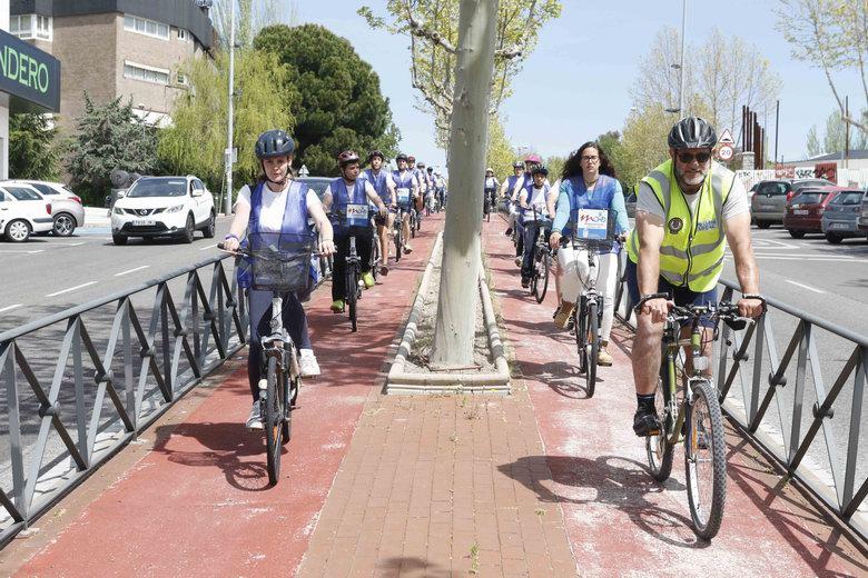 """""""La bici va a la escuela"""", nuevo programa para fomentar la movilidad sostenible en Majadahonda"""