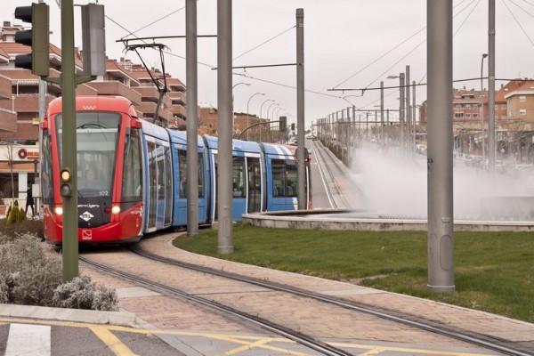 boadilla metro ligero