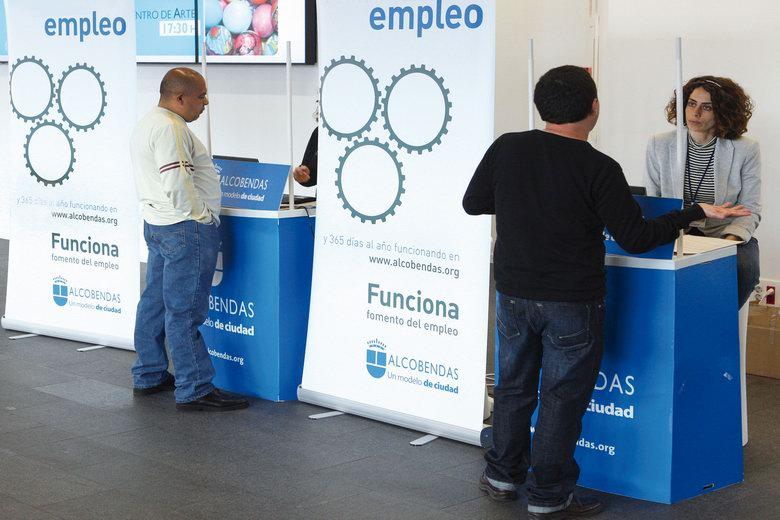 El 11 de mayo llega el 'Encuentro por el Empleo' a Alcobendas