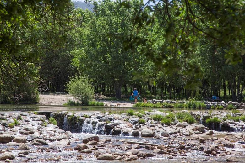 La comunidad de madrid cuenta con cuatro zonas naturales for Aguas termales naturales madrid