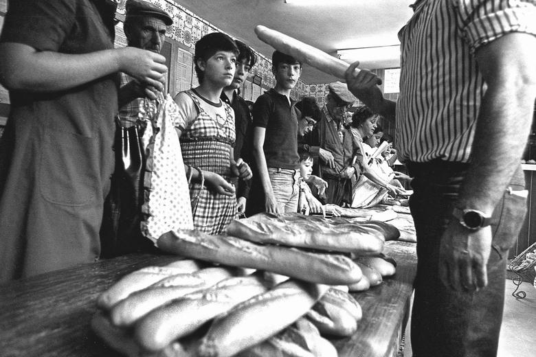 Pozuelo revive la España de 1960 a 1980 a través del objetivo del fotoperiodista César Lucas