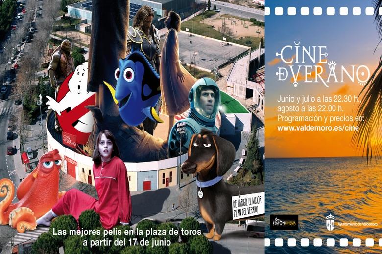 El cine de verano de Valdemoro estrena mañana la temporada