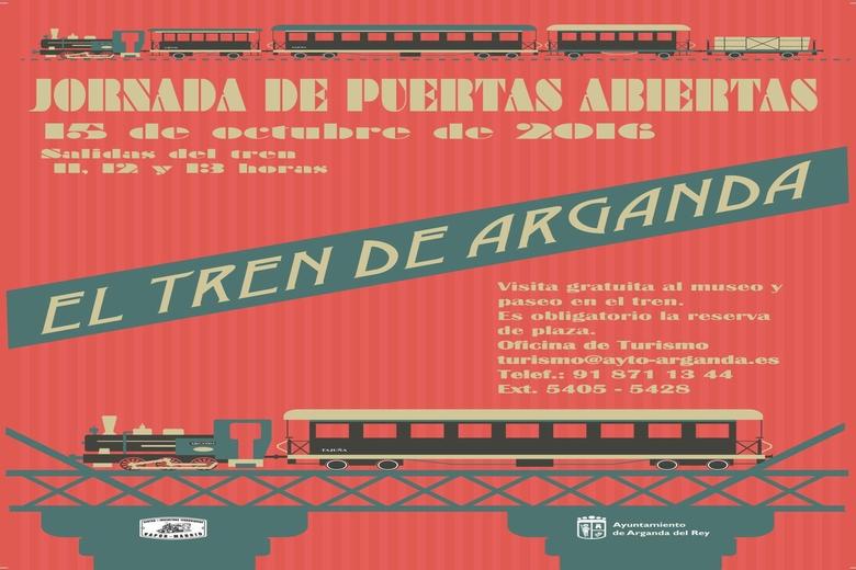 Jornada de Puertas Abiertas del Tren de Arganda