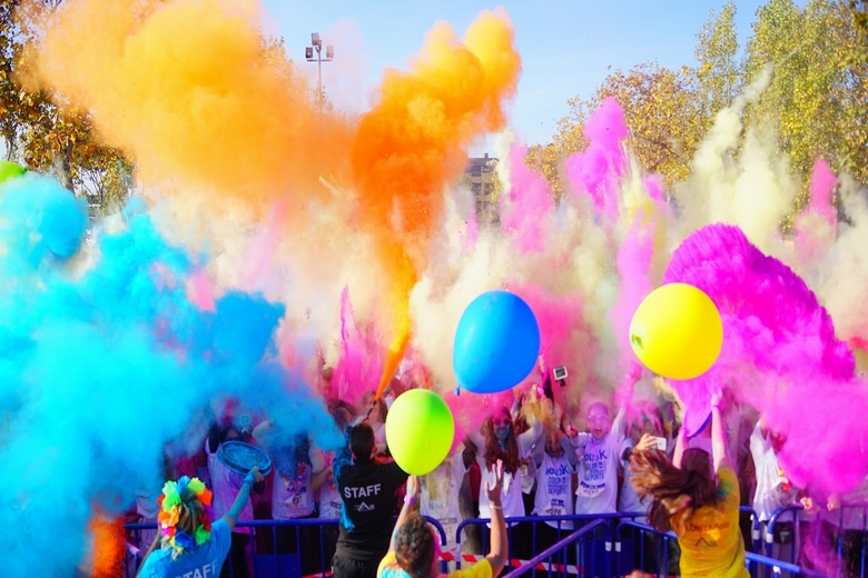La Holi Life estará en octubre en Alcorcóncon coloridas novedades que deleitarán a sus miles de fans
