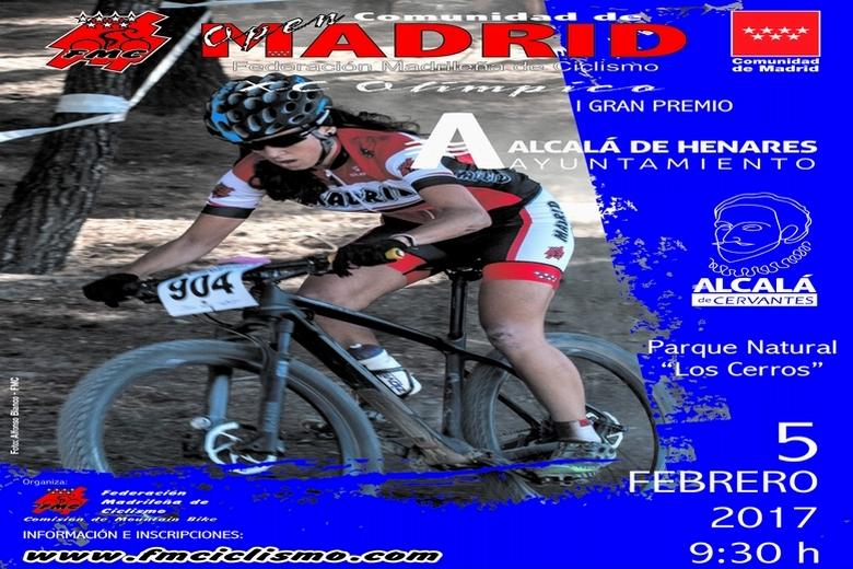 Este domingo, gran cita para losamantes de la Bicicleta de Montañaen el Parque de los Cerros de Alcalá