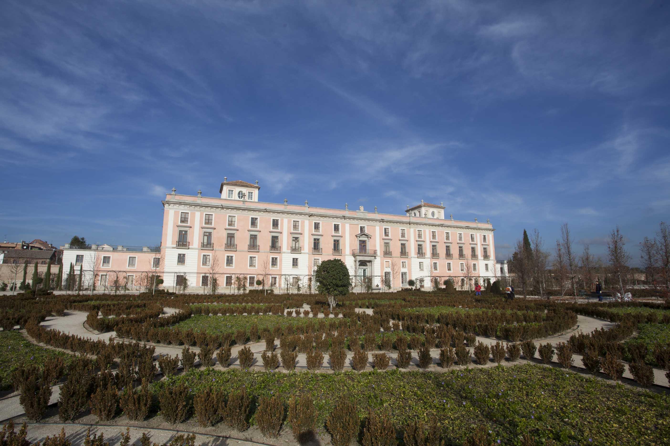 Veinte mil personas han visitado ya el Palacio del Infante D. Luis en Boadilla