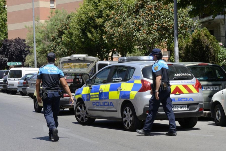 Herida una mujer tras ser atropellada cuando cruzaba por un paso de cebra en Alcorcón