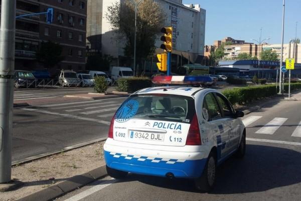 policia-local-fuenlabrada-calmar-el-trafico