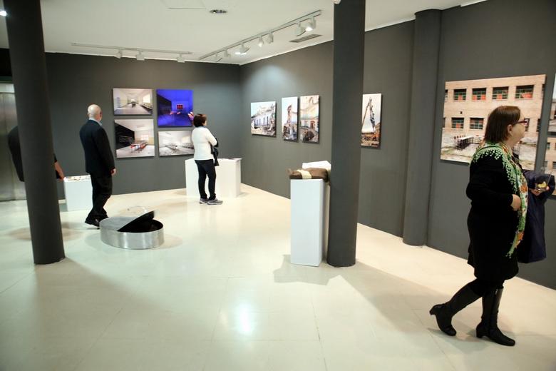 El CEART de Fuenlabrada ofrece visitas virtuales en 3D a sus exposiciones