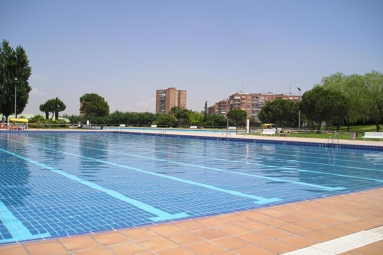 La temporada de piscinas de verano de Madrid concluye con 543.500 usuarios durante los meses de julio y agosto