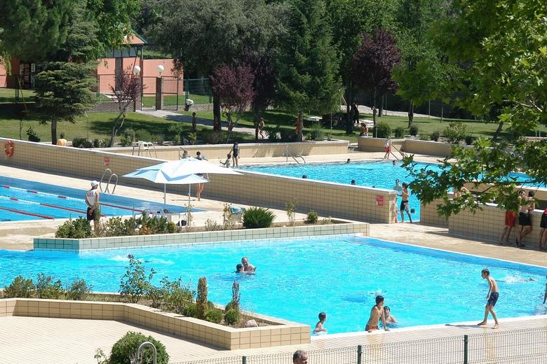 Las piscinas municipales de san sebasti n de los reyes for Piscinas municipales zaragoza 2017