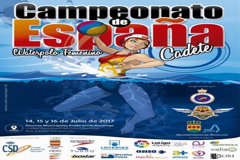 Alcorc n acoge el campeonato de espa a cadete femenino de for Piscina cubierta alcorcon