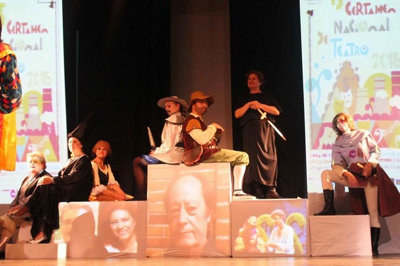 Valdemorillo pone ya en escena su XVI Certamen Nacional de Teatro Aficionado