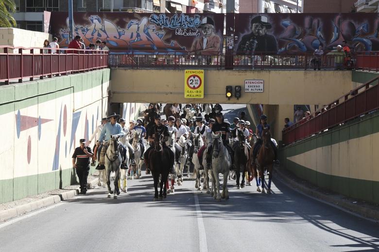 Miles de personas disfrutaron del comienzo de las Fiestas de San Nicasio de Leganés y del programa 'A Pie de Calle'