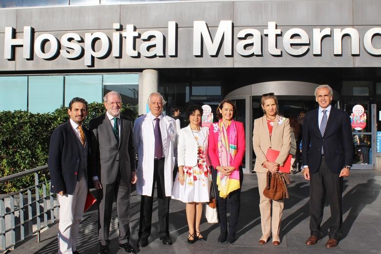 El Hospital La Paz, centro de referencia para tratar la enfermedad de 'piel de mariposa'