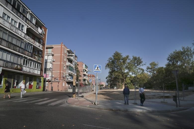 El Ayuntamiento de Leganés ampliará la acera del Paseo de Colón