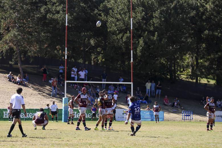 Alcobendas remodela el campo de rugby Las Terrazas con una inversión de 825.000 euros