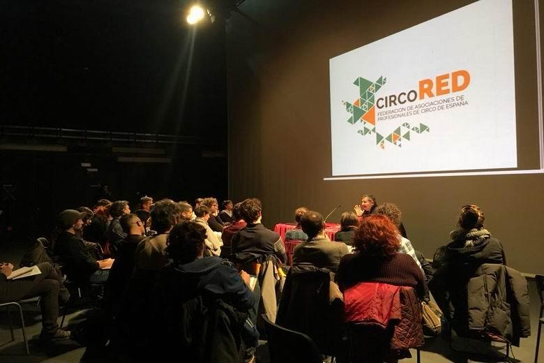 Fuenlabrada acoge el Primer Congreso de profesionales del circo 'CircoRed'