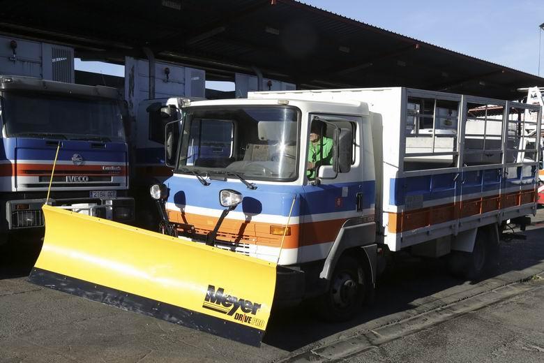 Leganés, preparado con un Plan de Inclemencias Meteorológicas para actuar ante incidencias en la ciudad