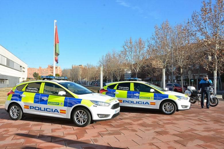 Alcorcón pone en marcha el Plan de Modernización de la Policía Municipal