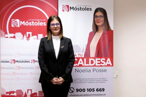 diselo-a-tu-alcaldesa-mostoles-noelia-posse