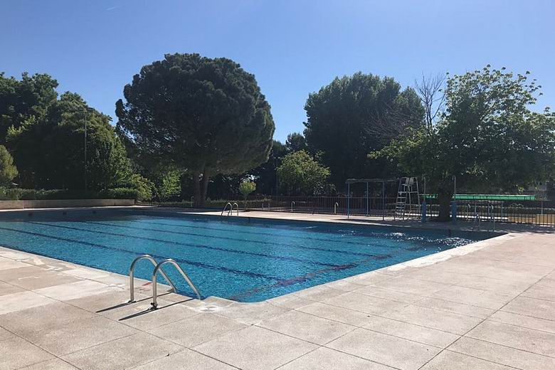 coslada abre a partir del s bado la piscina municipal de On piscina coslada