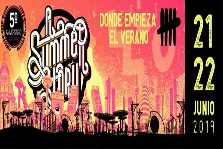 El Festival A Summer Story de Arganda empieza su quinto aniversario batiendo récords
