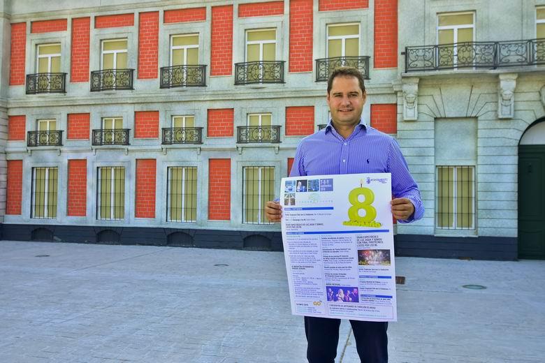 El Parque Europa de Torrejón celebra su octavo aniversario el próximo fin de semana