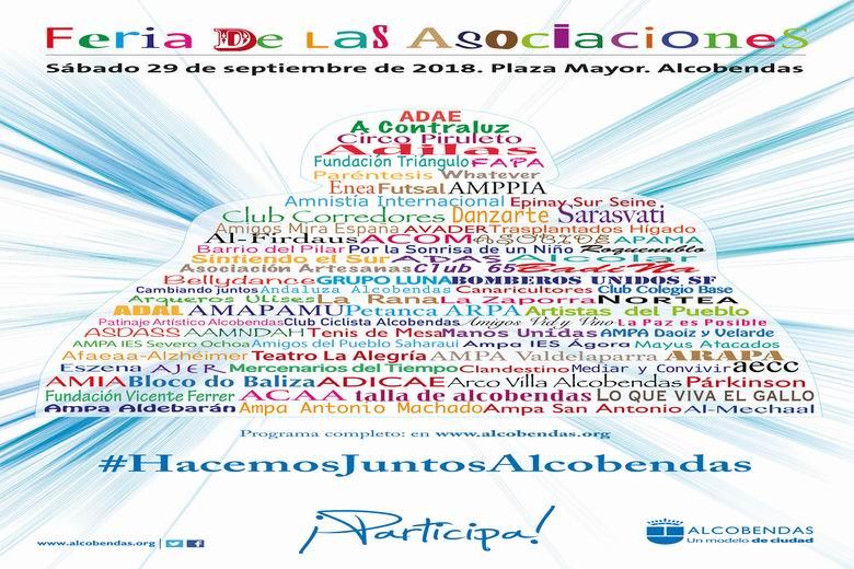 Alcobendas celebra la 'Feria de las Asociaciones'