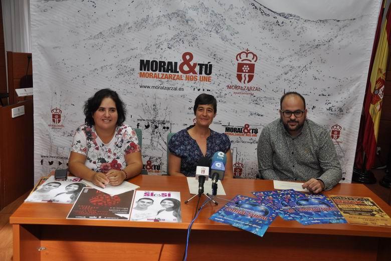 Moralzarzal presenta sus Fiestas Patronales 2018