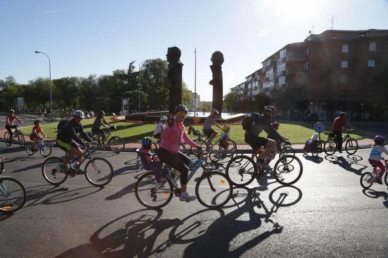 Leganés implanta el sistema de Biciregistro para potenciar el uso de la bicicleta en la ciudad