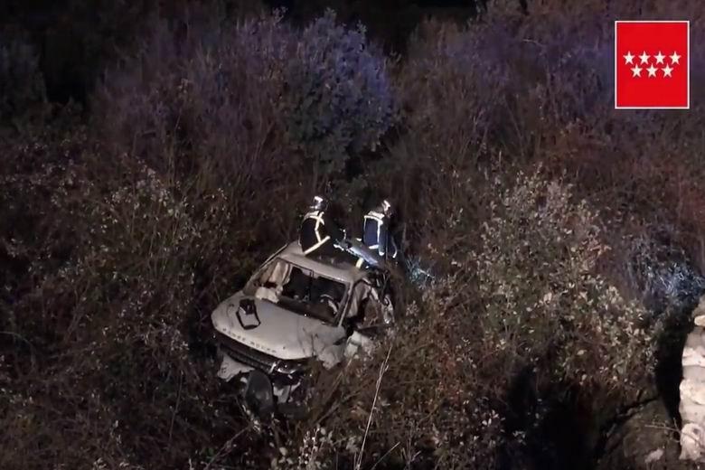 Una persona fallecida y otras tres heridas tras un grave accidente de tráfico en la M-618