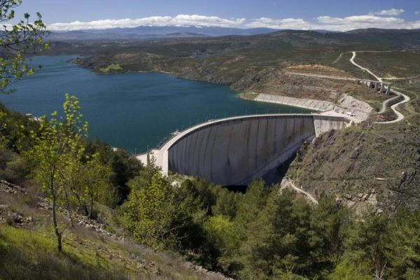 embalse madrid