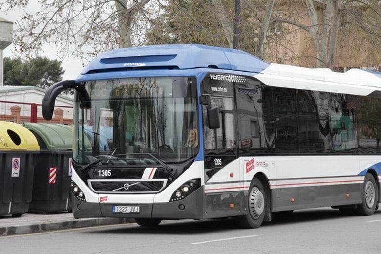 La línea de autobús L4 de Getafe cambia su recorrido y acorta el tiempo de llegada al Hospital desde Perales del Río