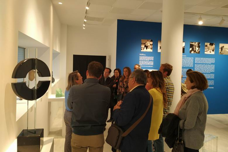 El MAVA de Alcorcón abre la nueva sala 'Rompiendo el techo de cristal' que expone los trabajos de mujeres artistas