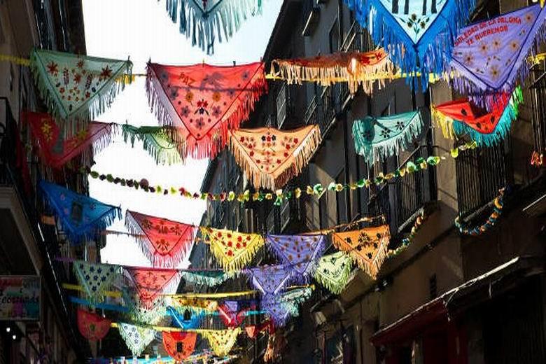 Madrid cancela todas las fiestas y actividades en los distritos y barrios entre los meses de mayo y octubre