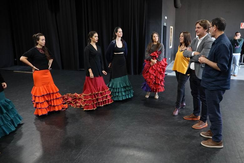 Nuevo ciclo conferencias en el Centro coreográfico María Pagés de Fuenlabrada