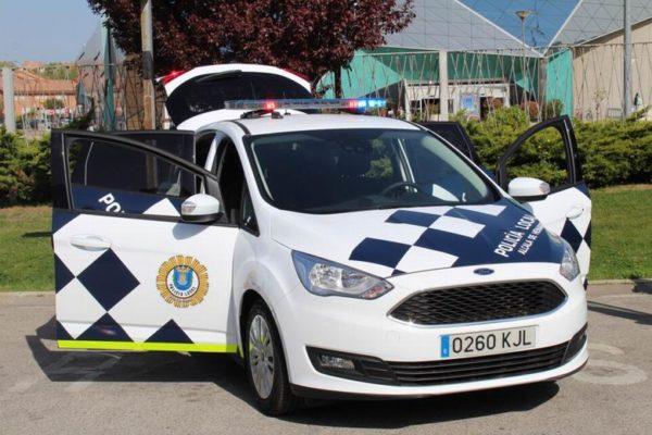 policia alcala de henares