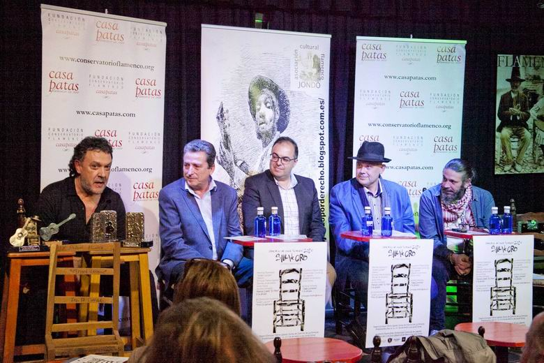 20 cantaores compiten desde este viernes en Leganés por alzarse con la Silla de Oro 2019