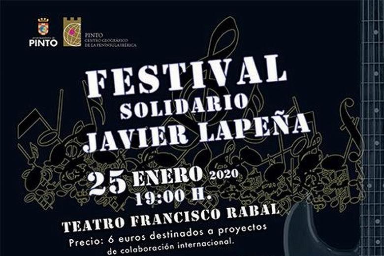 Pinto celebra una nueva edición del Festival Solidario Javier Lapeña