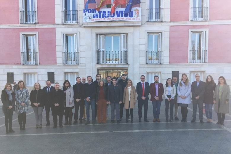 La Comunidad de Madrid invierte 64 millones de euros del PIR en 22 municipios del sur