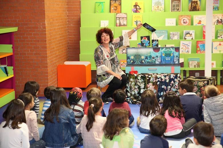 'Cuánto cuento': un nuevo programa cultural de Fuenlabrada para fomentar la lectura y las bibliotecas municipales