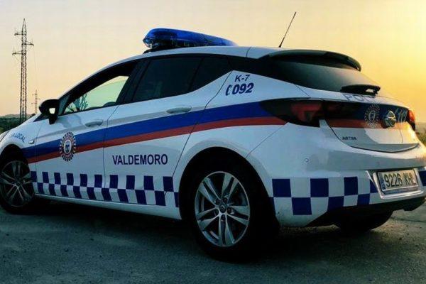 policia valdemoro