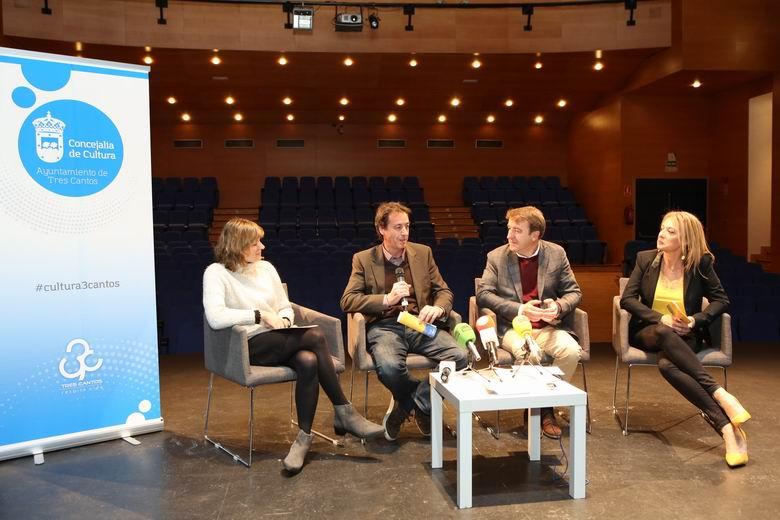 La compañía Yllana gestiona la nueva Escuela Municipal de Teatro de Tres Cantos