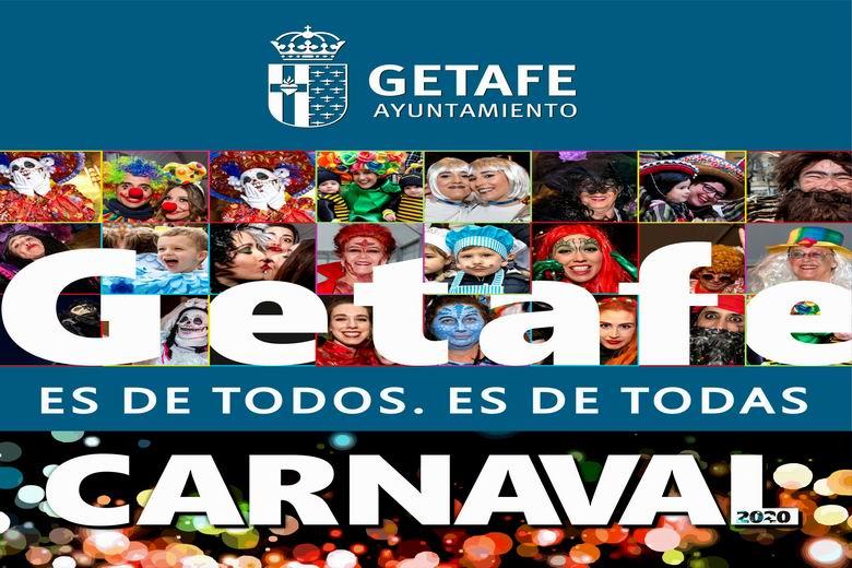 El Carnaval de Getafe contará con las actuaciones musicales de La Regadera, Chafi y La Orquesta Vulkano