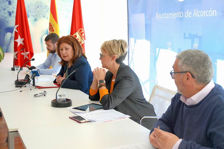Alcorcón aborda medidas de prevención en torno al Coronavirus – COVID-19 para proteger la salud de la ciudadanía