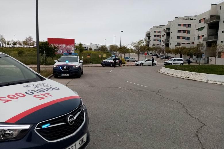 Getafe incrementa hasta 562 las sanciones de Policía Local desde el inicio del Estado de Alarma