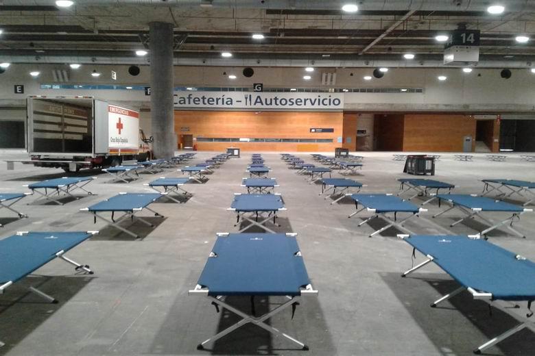 La Comunidad de Madrid habilita un nuevo centro con 50 plazas para personas sin hogar