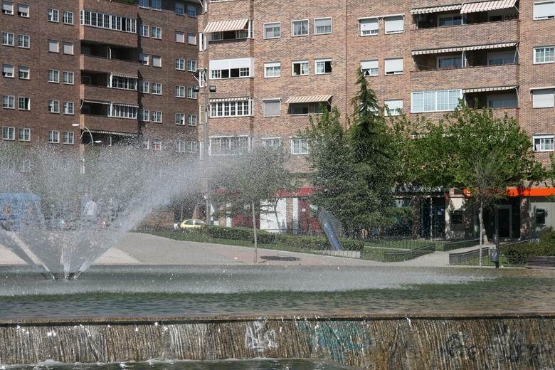 Coslada clausura de manera temporal las fuentes públicas de calles y parques para prevenir los contagios de coronavirus